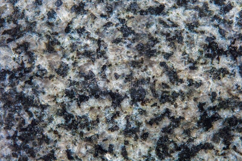 灰色浅兰的大理石花岗岩石头平板表面 图库摄影