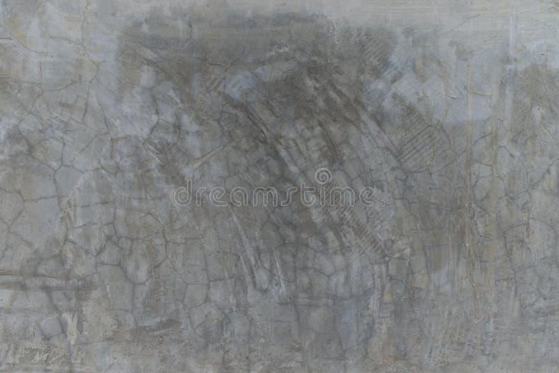 灰色混凝土墙纹理,抽象背景样式 库存照片