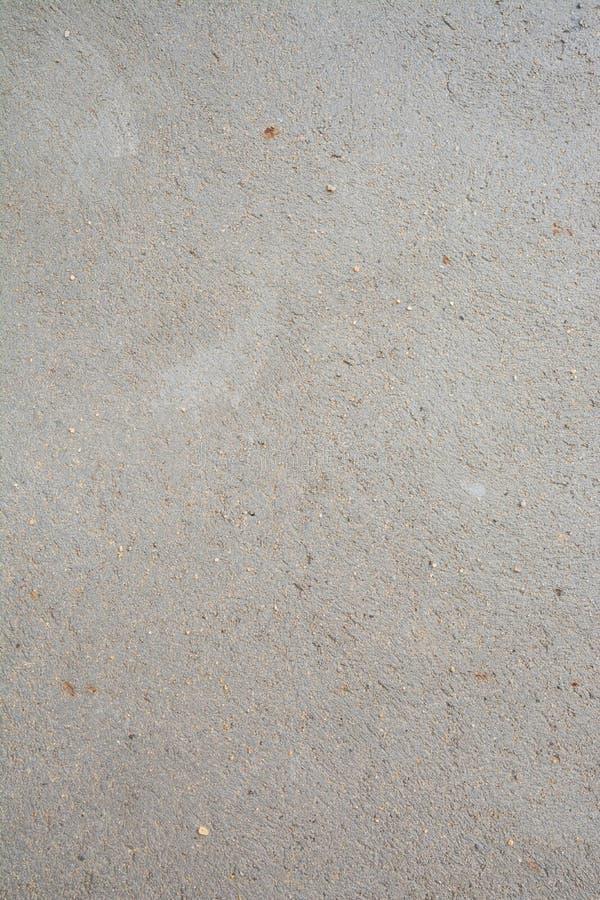 灰色混凝土墙老脏的纹理背景  免版税图库摄影
