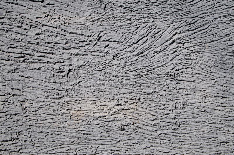 灰色混凝土墙 免版税库存照片