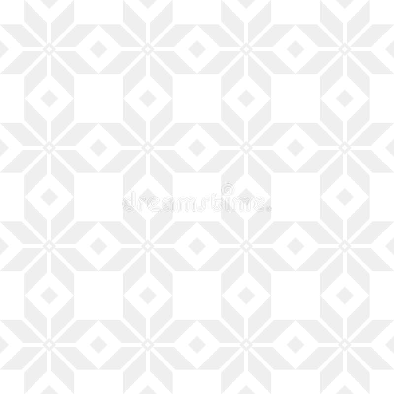 灰色白俄罗斯人神圣的种族装饰品,无缝的样式 免版税图库摄影