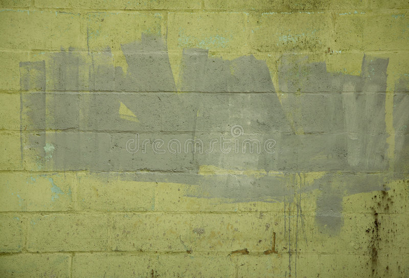 灰色绿色grunge 库存照片