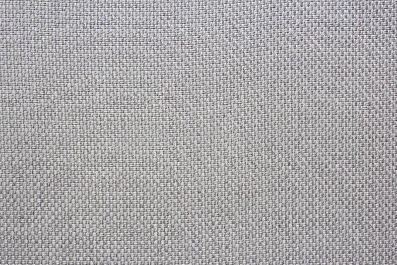 灰色自然内部织品纹理  黄麻纹理 免版税库存图片