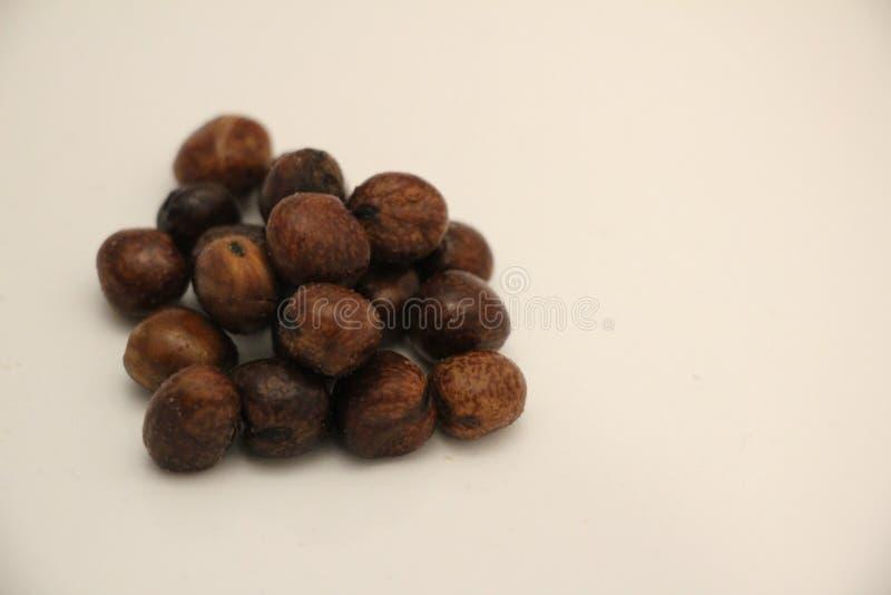 灰色豌豆 库存图片