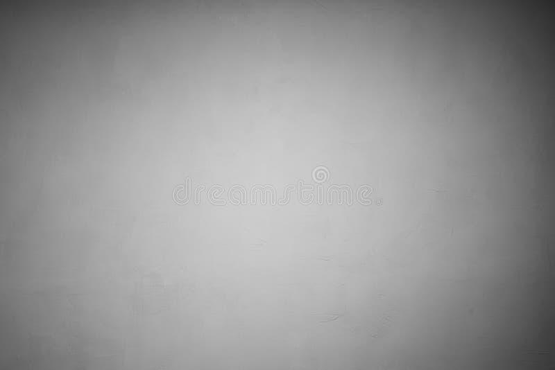 灰色黑抽象背景迷离梯度 免版税图库摄影