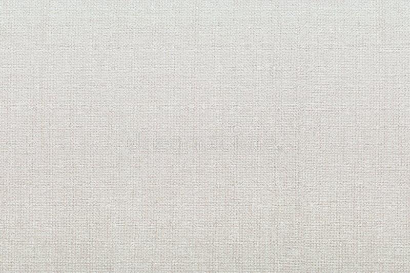灰色织品纹理 免版税库存照片
