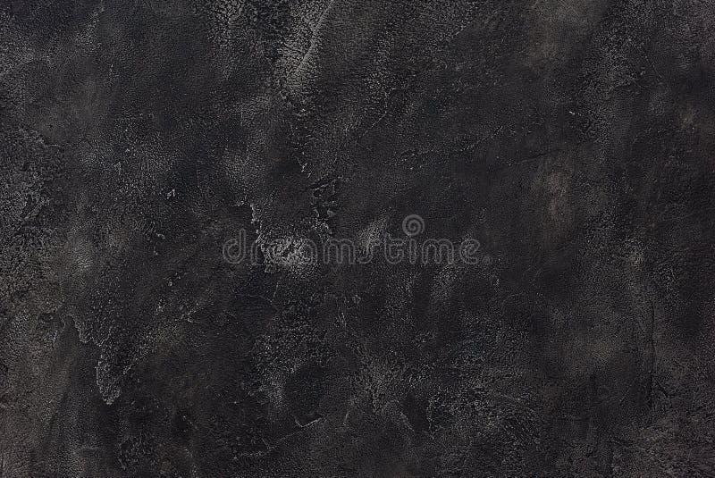 灰色织地不很细混凝土墙 免版税库存照片