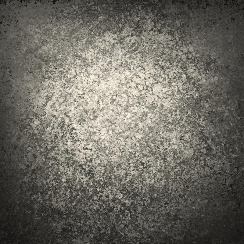 灰色黑背景纹理 库存照片