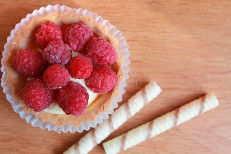 点心用莓 免版税图库摄影
