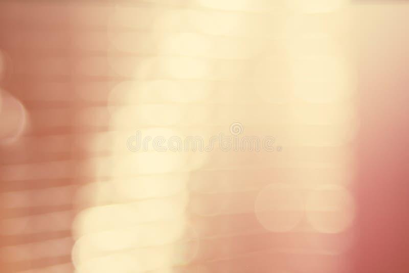 点燃数字式透镜火光强光,窗帘的城市抽象迷离点燃背景 库存图片