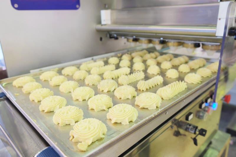 烘烤机器 免版税图库摄影
