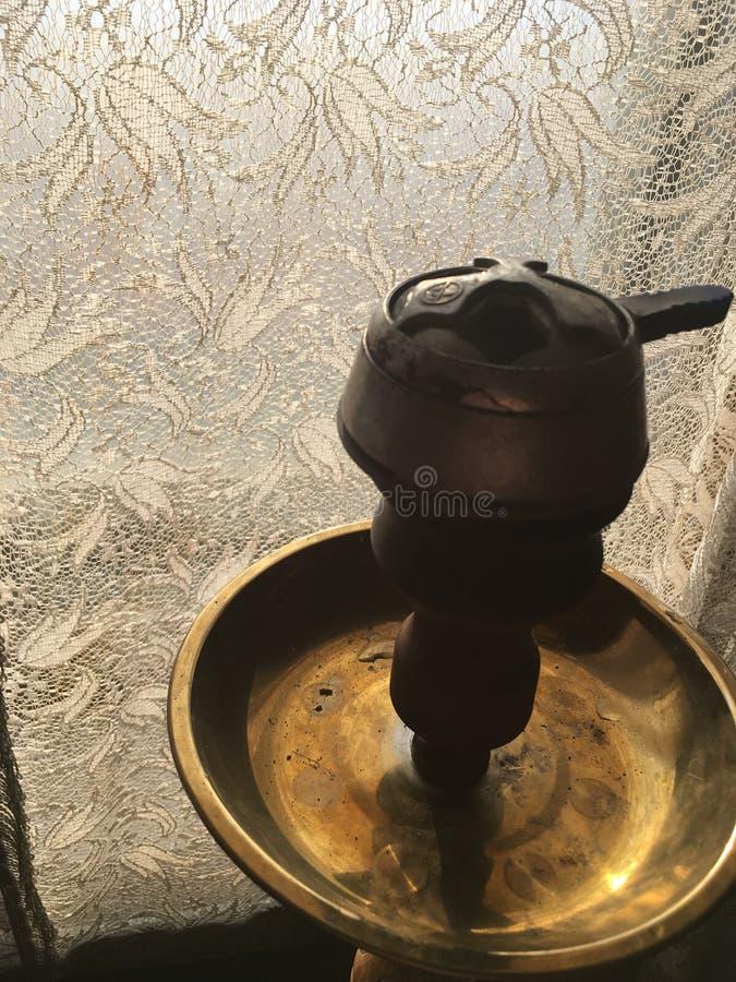 水烟筒 库存图片