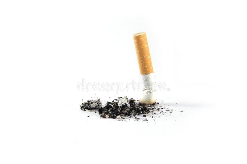 烟头 免版税库存照片