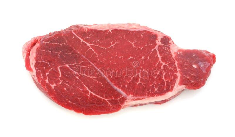 烤伦敦牛排 免版税库存图片