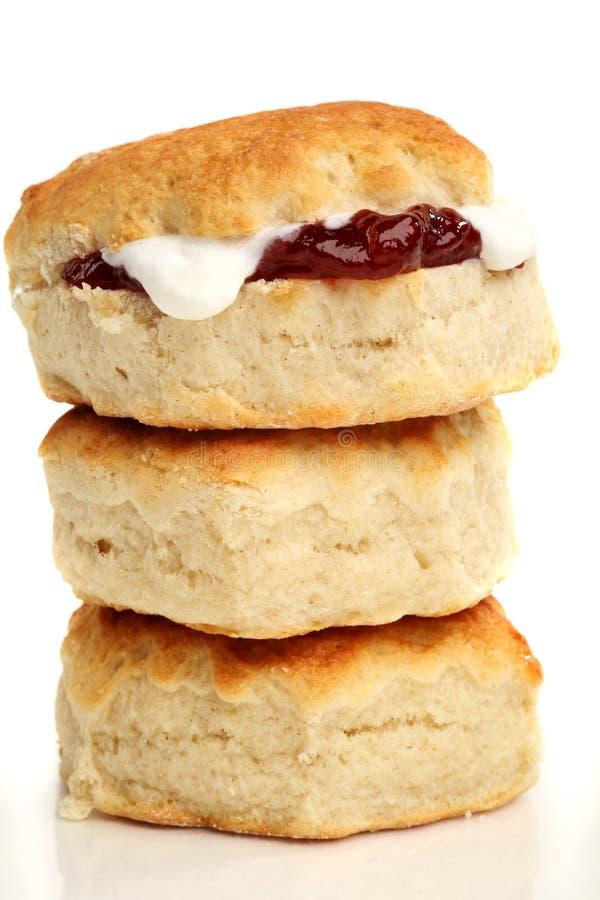 烤饼 免版税图库摄影