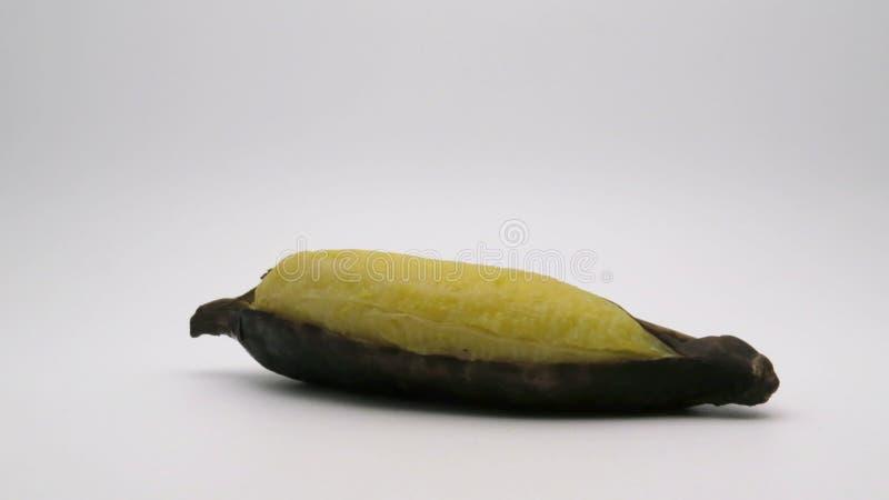 烤香蕉 免版税库存照片
