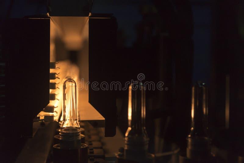 热化过程 图库摄影
