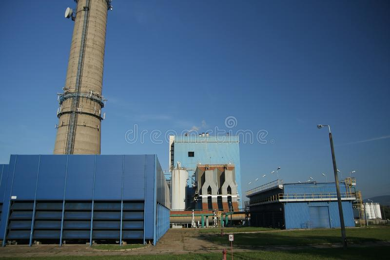 热和能源厂