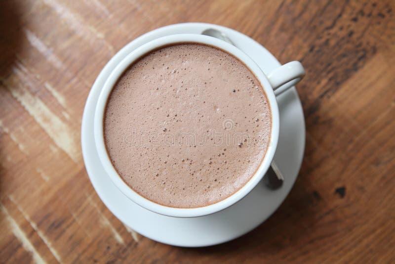 热巧克力 库存照片