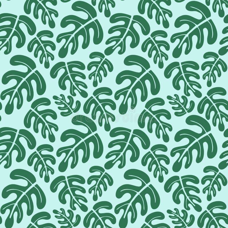 Download 热带叶子无缝的样式 向量例证. 插画 包括有 liane, 单色, 雍容, beauvoir, 方式, 花卉 - 72367796