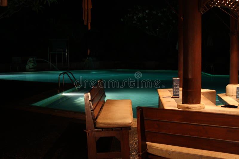 热带度假旅馆巴厘岛11 库存图片