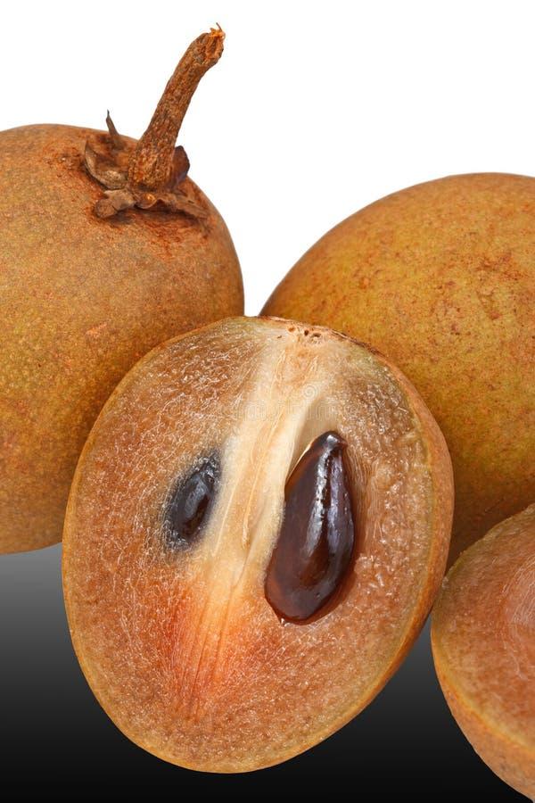 热带果子的果实 免版税库存照片