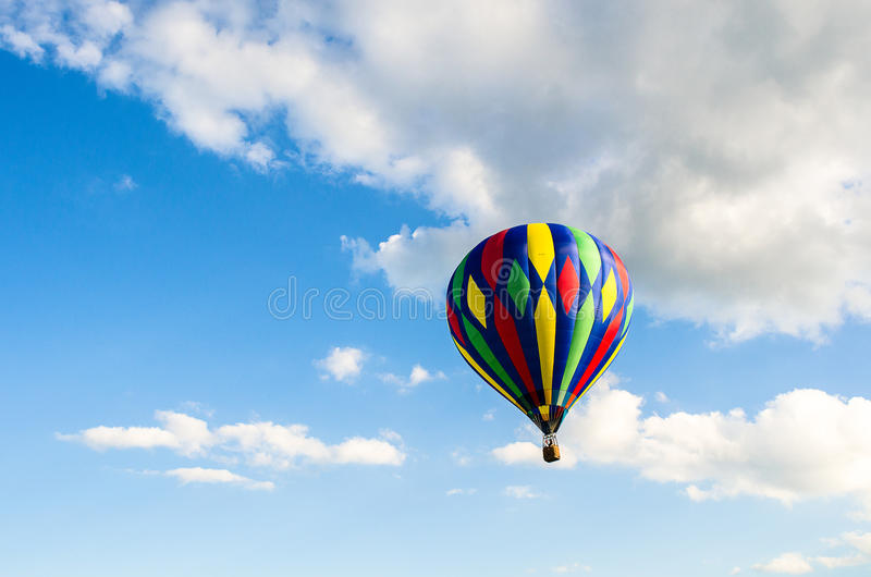 热气球 免版税库存图片