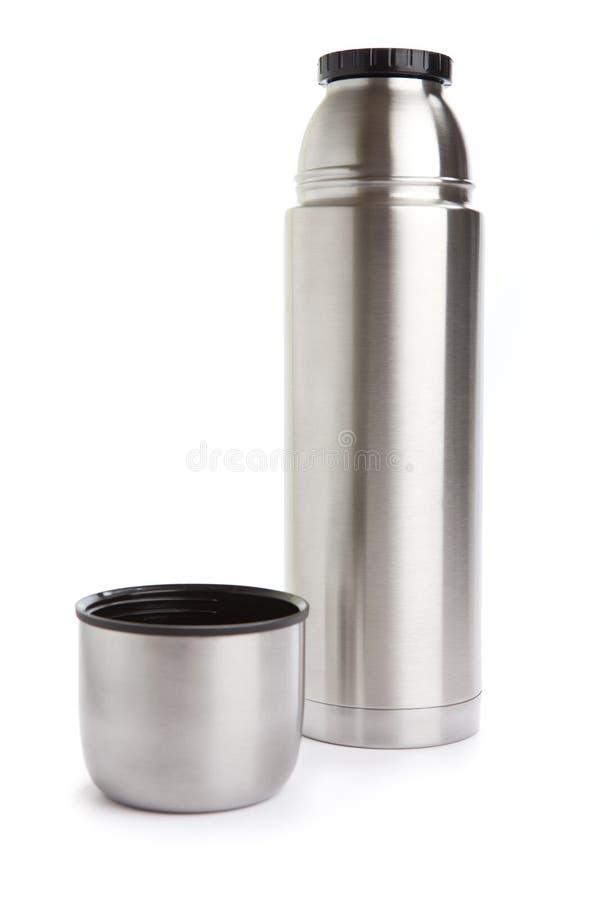 热水瓶 免版税库存图片