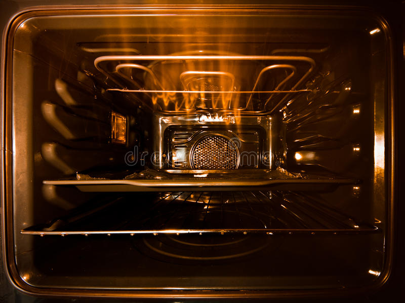 热烤箱 免版税库存图片