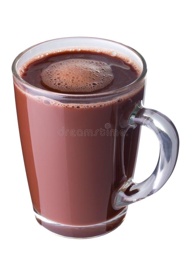 热的巧克力 免版税图库摄影