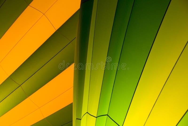 热的气球 图库摄影