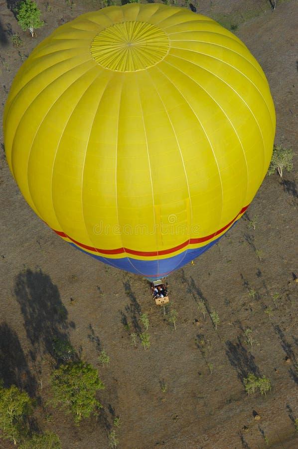 热的气球 库存图片