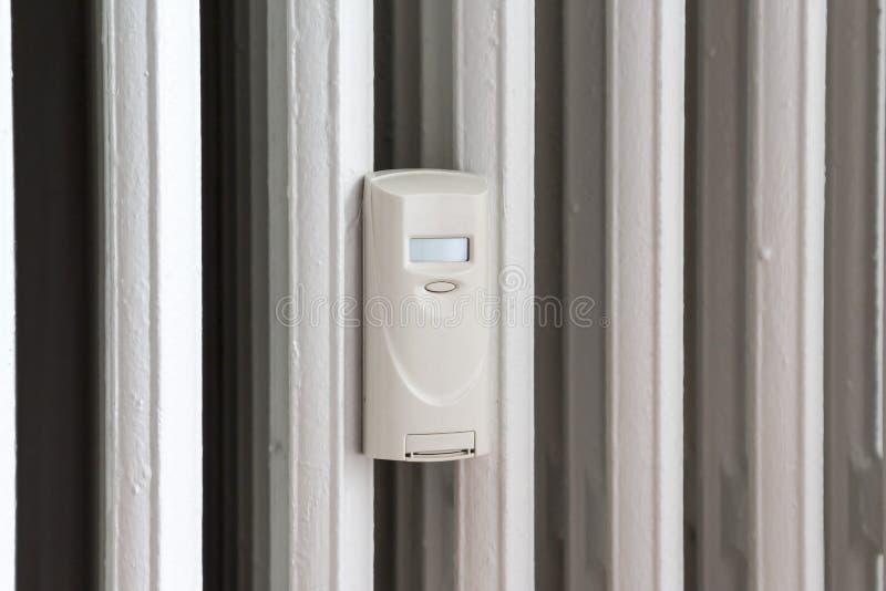 热能测量器幅射器的 免版税库存图片