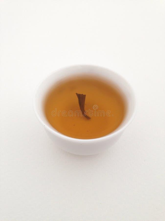 热茶 免版税库存图片