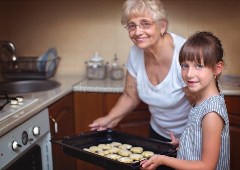 烹调是乐趣 库存图片