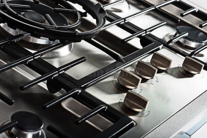 烹饪器材 图库摄影