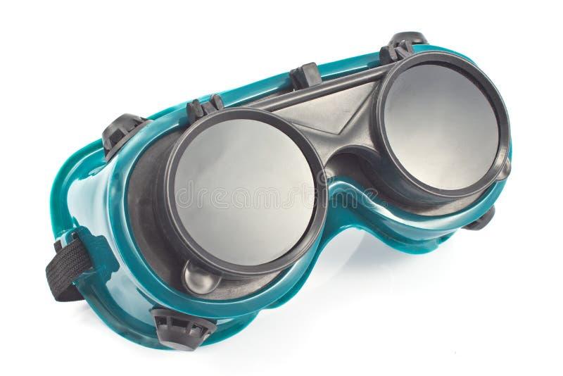 焊接玻璃 库存照片