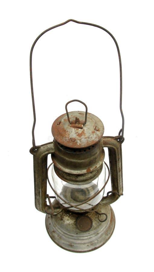煤油提灯 库存照片