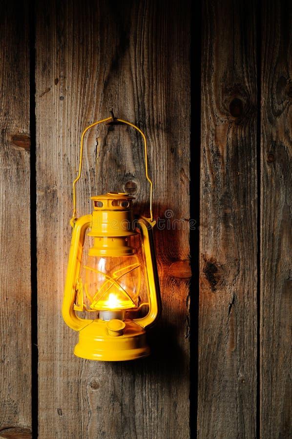 煤油提灯 免版税图库摄影