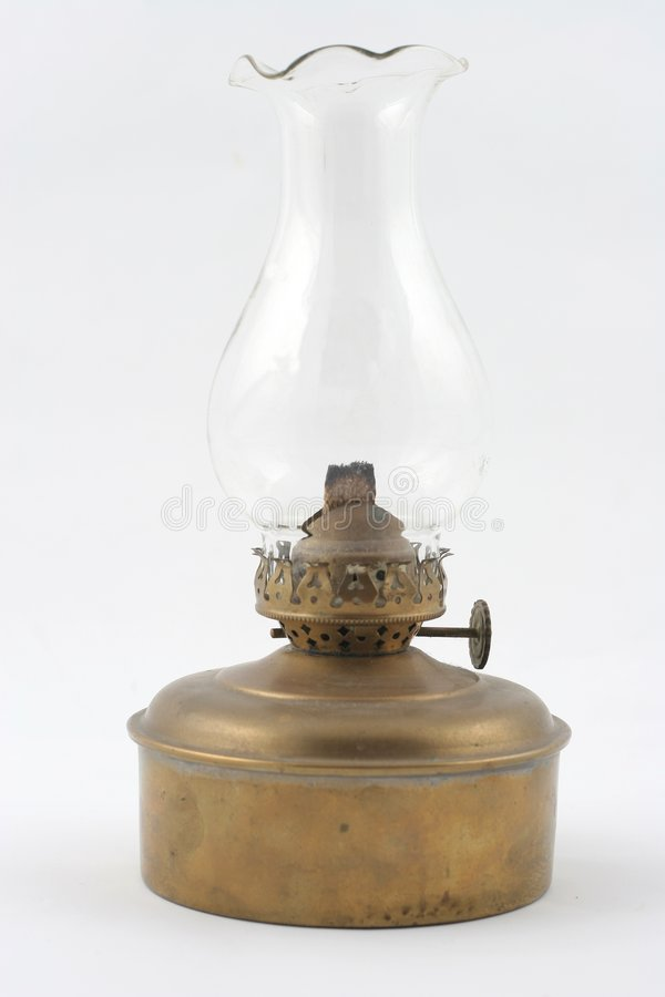 煤油灯 免版税图库摄影