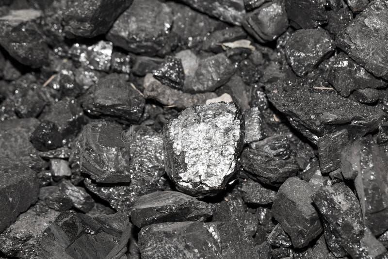 煤炭背景  库存照片