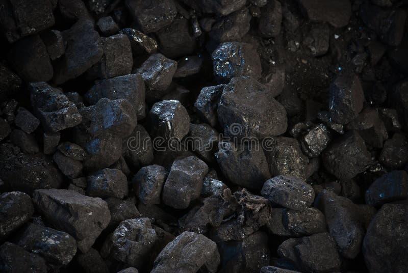 煤炭 图库摄影