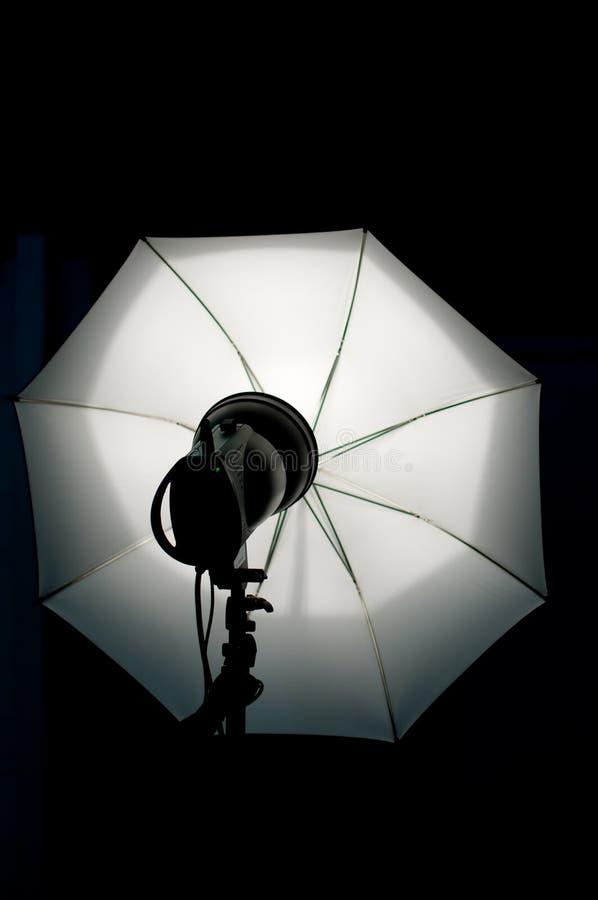 照明设备工作室 免版税库存图片