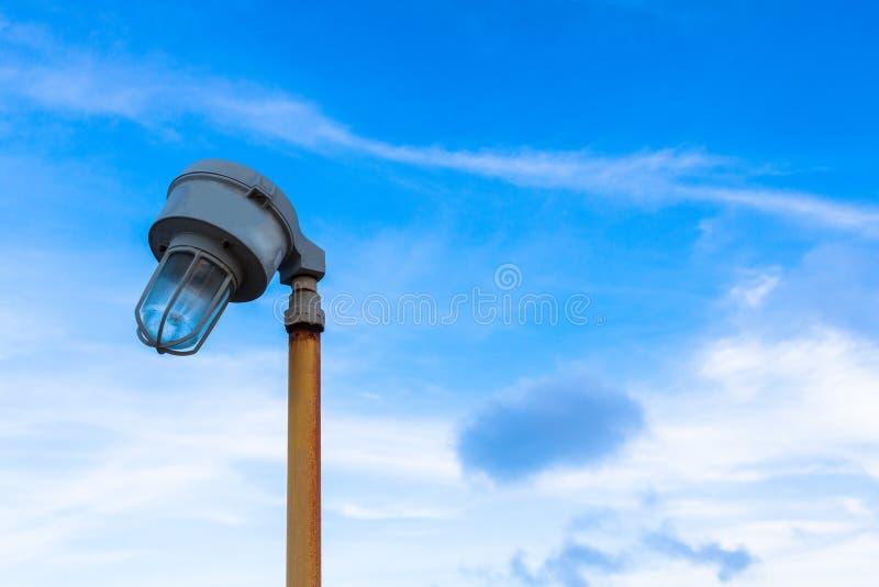 照明设备灯或高强度放电灯 免版税库存图片
