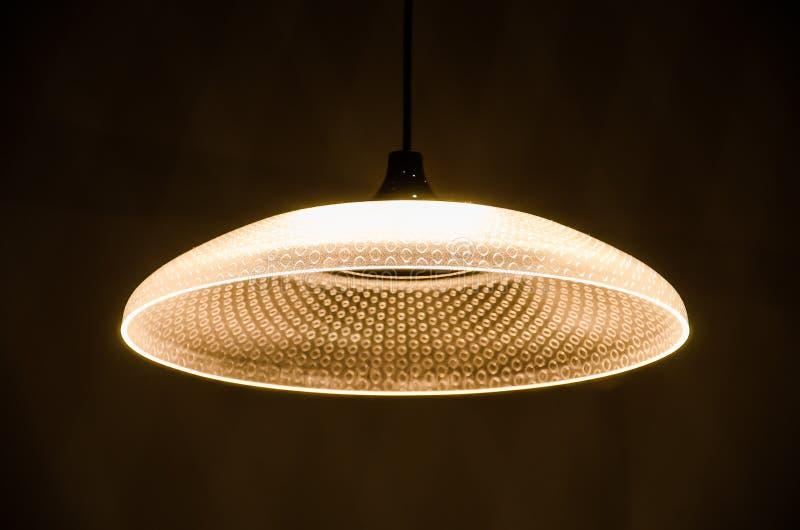 照明设备装饰 库存图片