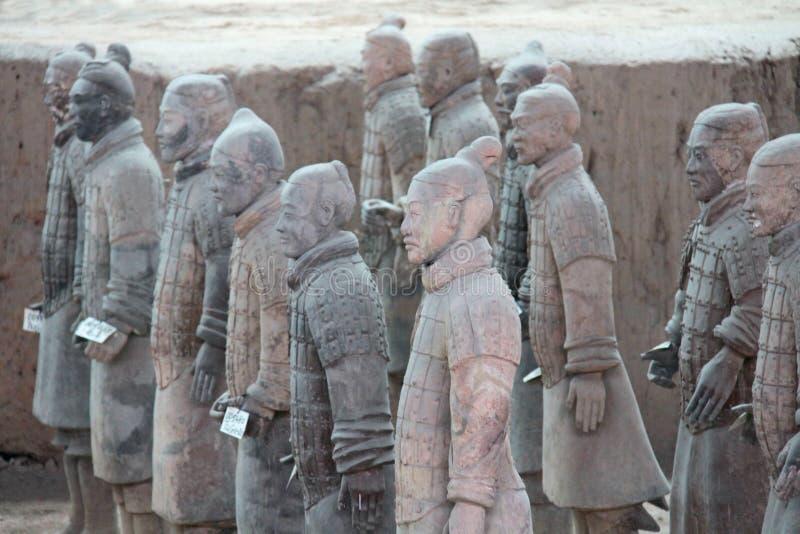 照片中国制造 羡,中国2012年4月-12 - Ter的看法 免版税库存图片