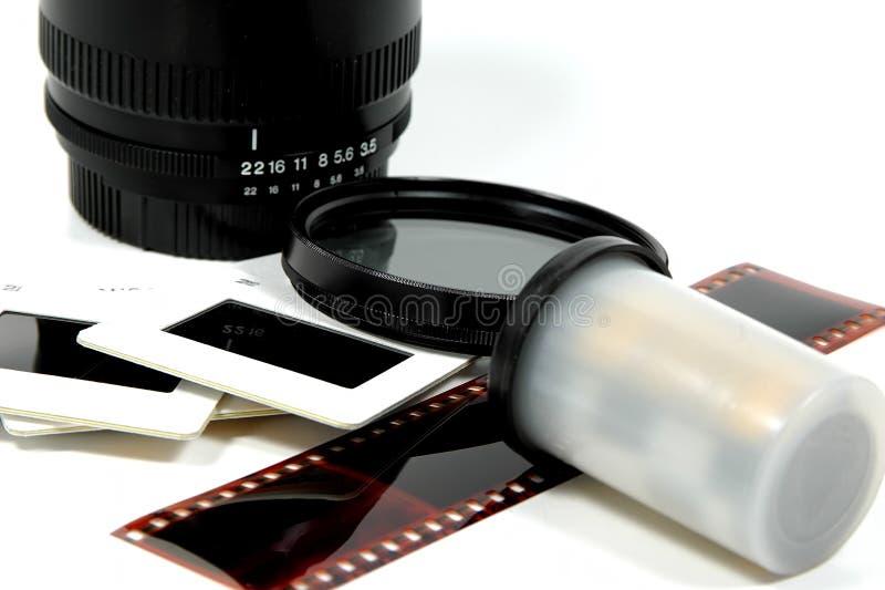 照片关连 免版税图库摄影