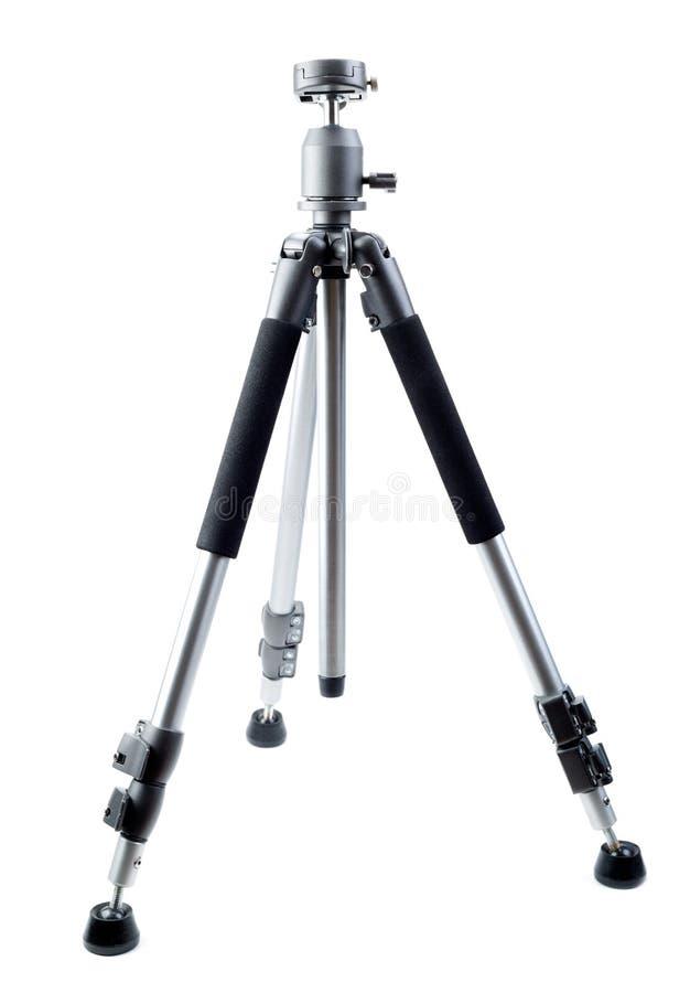 照片和摄象机的三脚架 库存图片