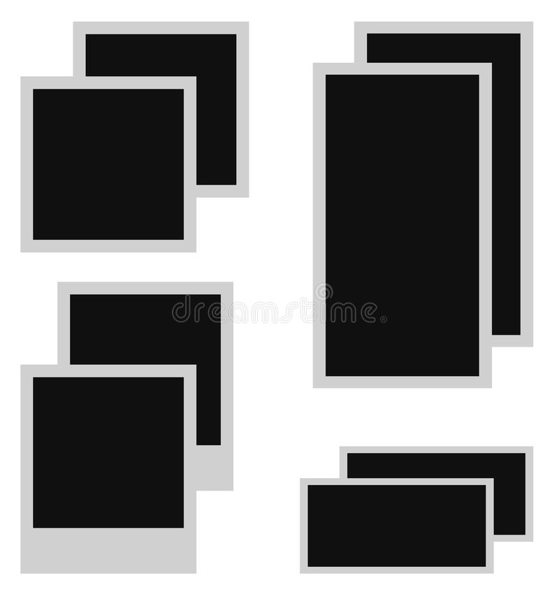 照片框架 免版税库存图片