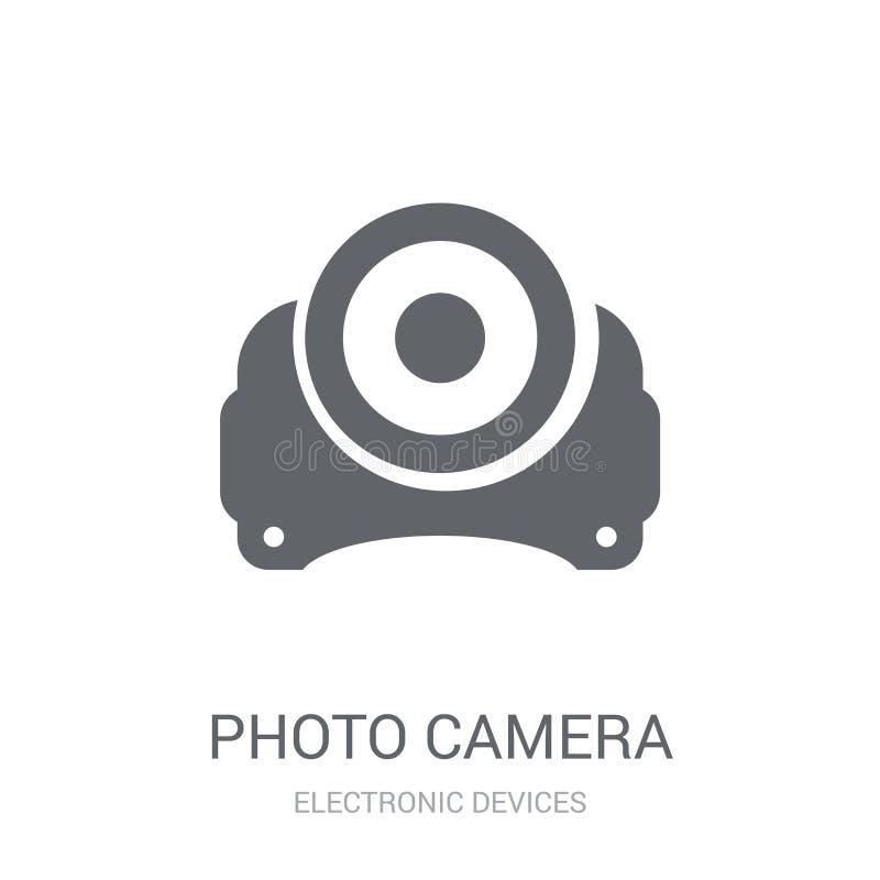 照片照相机象  皇族释放例证